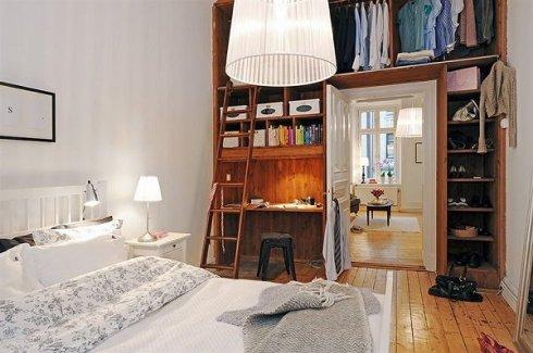 一居室个性设计