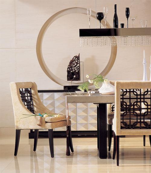 浪漫唯美的时尚 给中式家居一个新形象