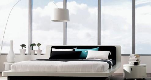 黑白现代简约家居的6个打造方案