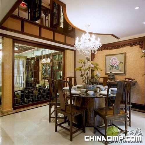 别墅设计欧式宫廷与中式古典