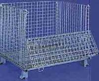 供应可折叠式仓储笼,仓库笼