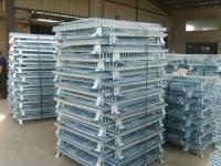 供应堆垛式可折叠仓储笼