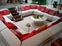 21个现代风格的创意客厅 让家更加美丽