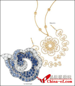 如何画珠宝设计图展示