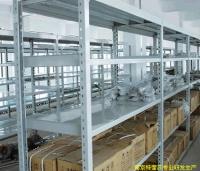 中量a型货架15358113996中量型仓储货架,中型货架