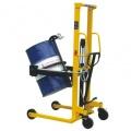 诺力手动油桶堆高车-NBF35,诺力油桶搬运车,油桶工具